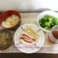 ライザップ27日目朝食